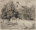 Auguste Louis Lepère - The House of Madame B. - 1981.44 - Cleveland Museum of Art.tif