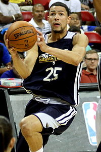 Austin Rivers Pelicans Summer League 2013.jpg