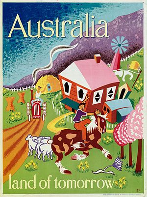 "English: Australian Government poster - ""..."