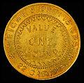 Australia 1852 Adelaide Pound (rev).jpg