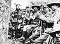 Australian 1st Battalion troops Lone Pine AWM A04062.jpg