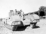 Australian Army Churchill tank at Bandiana.JPG
