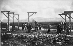 Austro-Hungarian WWI killing of Serbs in Hercegovina