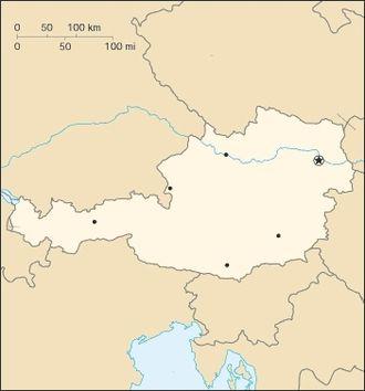 Sablon Ausztria Terkep Wikipedia