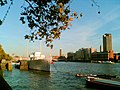 Autumn light on the River Thames - geograph.org.uk - 576233.jpg