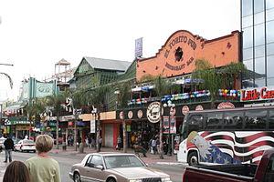 Avenida Revolución - Avenida Revolución in Tijuana
