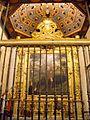 Avila - Basilica de San Vicente, interiores 49 (Sepulcro de San Pedro del Barco).jpg