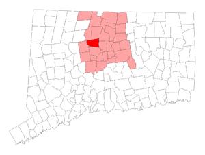 Avon, Connecticut - Image: Avon CT lg