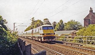 Aycliffe railway station
