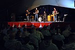 Ayla Brown performs for over 500 deployed military members DVIDS340400.jpg