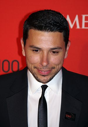 Ayman Mohyeldin - Mohyeldin at the 2011 Time 100 gala