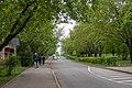 Azizava street (Minsk, Belarus) — Вуліца Азізава (Мінск, Беларусь) — Улица Азизова (Минск, Беларусь).jpg