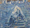 Azulejos da Igreja de Santa Efigênia - Maria.jpg