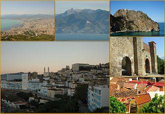 Béjaïa - Image: Béjaïa (Algérie)