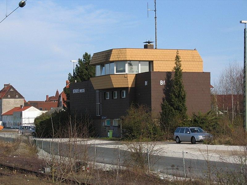 File:Bünde (Westf.) Train Station 034.jpg