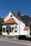 Kapelle St. Theodul, Schoried (Barockbau 1711)