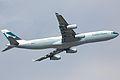 B-HXB - A340-313X - Cathay Pacific - TPE (11751292753).jpg