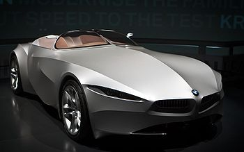 бмв концепт кар цена автомобиля