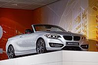 BMW Serie 2 Cabriolet - Mondial de l'Automobile de Paris 2014 - 004.jpg