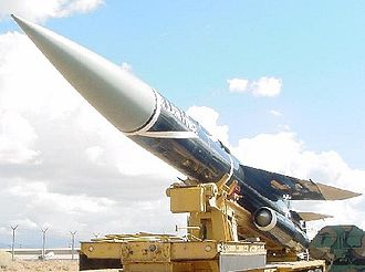 CIM-10 Bomarc - Image: BOMARC A Surface to Air Missile