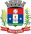 Official seal of Pouso Alegre