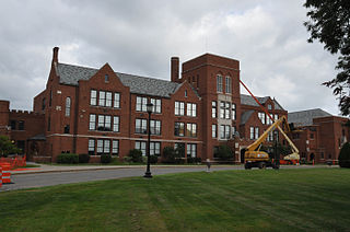 A.D. Oliver Middle School middle school in Brockport, New York