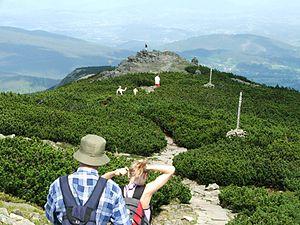 Babia Góra National Park - Summit of Babia Góra