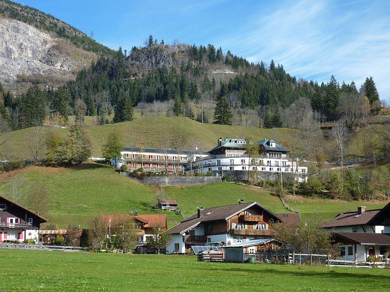 Hotel Alpenhof Bad Wiebee Deutschland