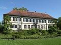 Bad Rappenau - Bonfeld - Oberschloss von WNW - Mai.JPG