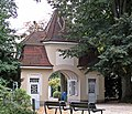 Bad Rothenfelde, Ausgang vom Kurpark.JPG