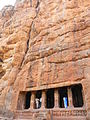 Badami Cave temple.JPG