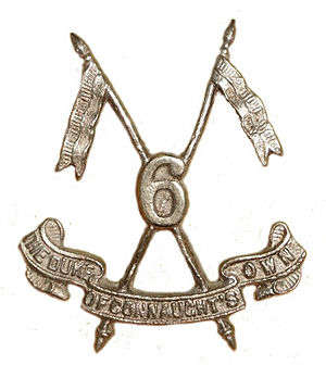 6th Lancers (Pakistan) - Image: Badge 6th DCO Lancers