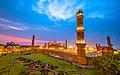 Badshahi Mosque Evening View.jpg