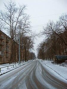 Улица багрицкого москва