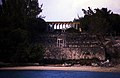 Bahamas 1988 (281) Paradise Island Versailler Garten und Kloster (24020653302).jpg
