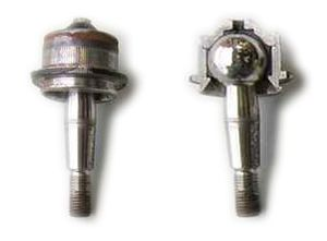 Ball joint - A typical ball joint with cutaway view (right)