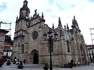 Balmaseda - Iglesia de San Severino (Cathedral)