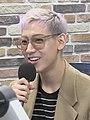 BamBam on Choi Hwajung's Power Time Radio, 28 April 2020 02.jpg
