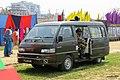 Bangladesh Army Mitsubishi Mitsubishi L300 ambulance. (33619138464).jpg