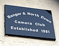 Bangor and North Down Camera Club (detail) - geograph.org.uk - 767300.jpg