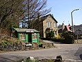 Barber's shop, Huddersfield Road, New Mill, Fulstone township - geograph.org.uk - 393386.jpg