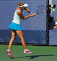 Barbora Záhlavová-Strýcová at the 2010 US Open 03.jpg