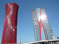 Barcelona 2010 August 005 Hotel.JPG