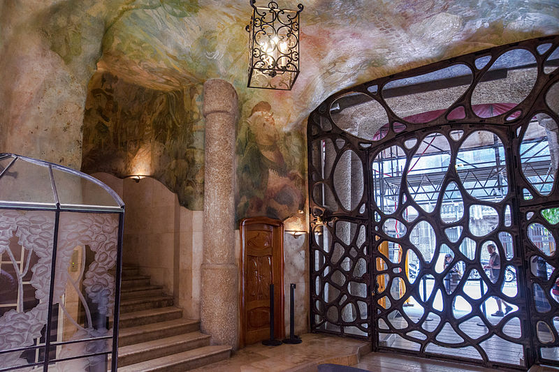visiter barcelone ticket casa mila coupe file discount - 800×533