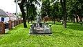 Bardzo stary cmentarz przy kościele św Andrzeja Boboli. - panoramio.jpg