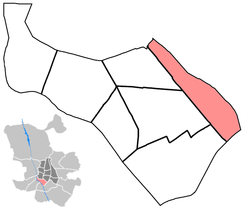 Location of Atocha