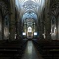 Basílica de Nuestra Señora de Begoña (Bilbao). Interior.jpg
