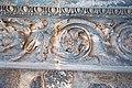 Basilica Complex, Qanawat (قنوات), Syria - East part- detail of relief decoration on lintel of southern façade portal - PHBZ024 2016 1515 - Dumbarton Oaks.jpg