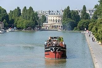 19th arrondissement of Paris - La Villette
