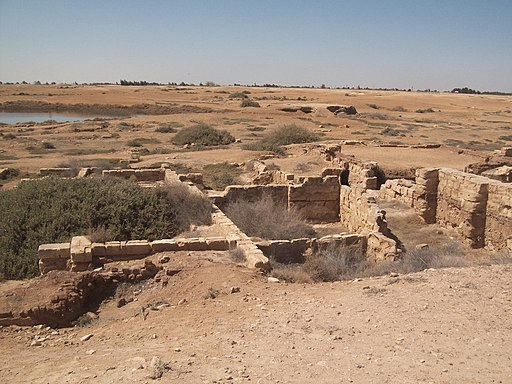 Baths at Abu Mena (II)